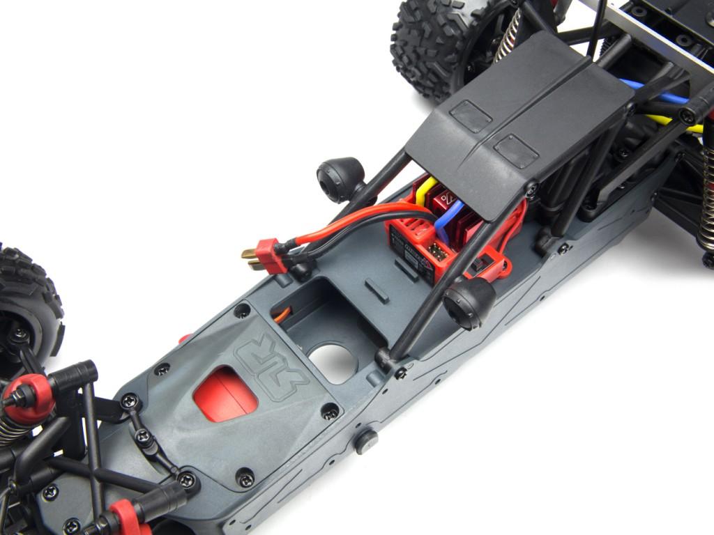 MEGA Raider Chassis