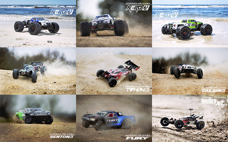 New ARRMA Wallpapers